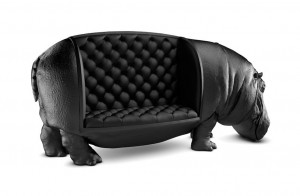 The Hippo Chair